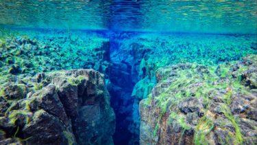【世界一の透明度でダイビング】ブルーラグーン、オーロラ観光だけじゃない!世界一周中にアイスランドで泳いだら絶景が待っていた。